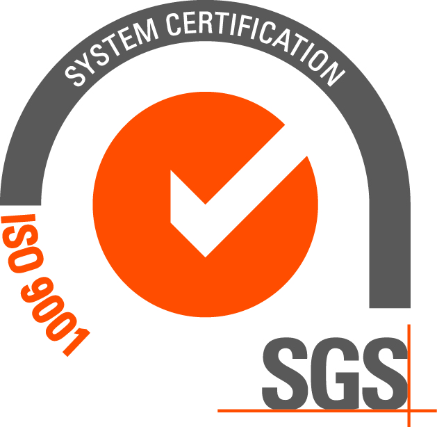 ISO 9001 certification since 2003, with the register number ES 15/17619
